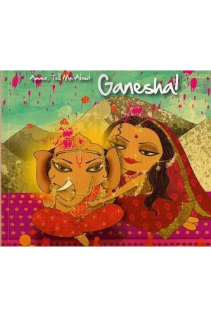 Amma, Tell Me About Ganesha!