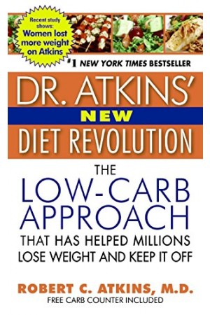 Dr. Atkins' New Diet Revolution (front)