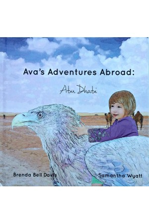 Ava's Adventures Abroad: Abu Dhabi