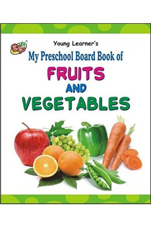 Fruits And Vegetables, Young Learners