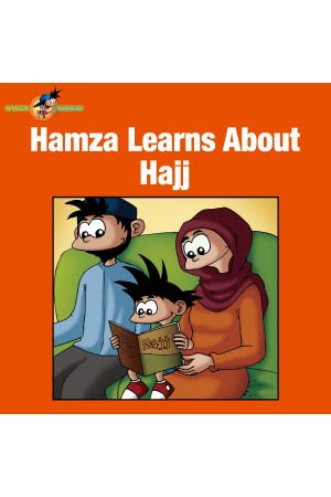 Hamza Learns About Hajj