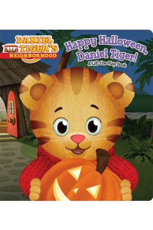 Happy Halloween, Daniel Tiger
