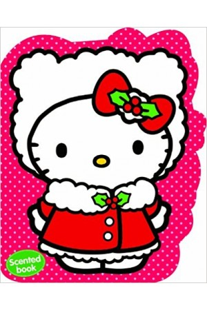 Hello Kitty Winter (Scented Book)