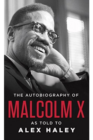 The Autobiography Of Malcolm X (front)