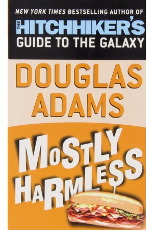 Mostly Harmless (front)