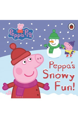 Peppa's Snowy Fun!