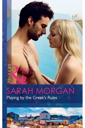 Playing by the Greek's Rules (Mills & Boon)