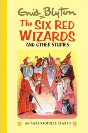 The Six Red Wizards And Other Stories