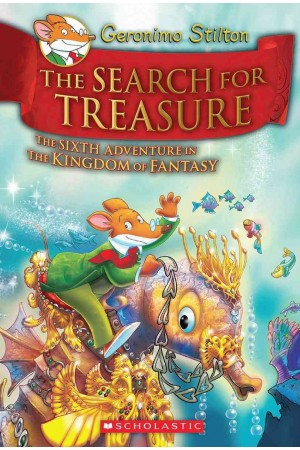 The Search for Treasure Hardcover