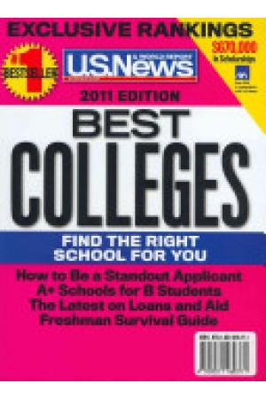 U.S. News & Report Best Colleges