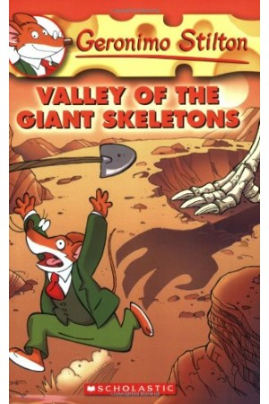 Valley Of The Giant Skeletons