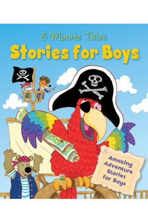 5 Minute Tales: Stories for Boys