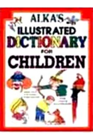 Illustrated Dictionary for Children