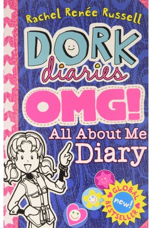 Dork Diaries OMG!: All About Me Diary!