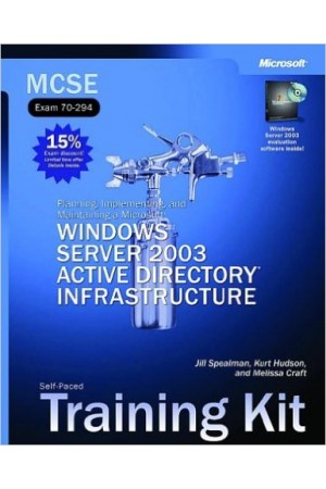 MCSE Self-paced Training Kit (Exam 70-294)