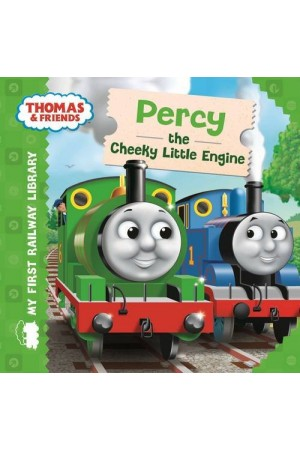 Thomas & Friends: Percy the Cheeky Little Engine
