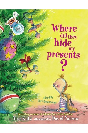 Where Did They Hide My Presents