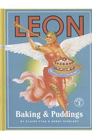 Leon: Baking & Puddings: Book 3