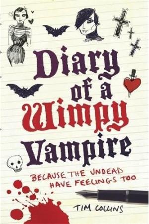 Wimpy Vampire 1: Diary of a Wimpy Vampire