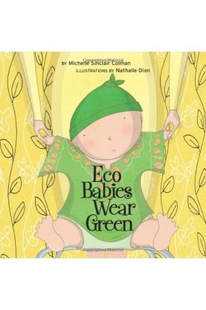 Eco Babies Wear Green