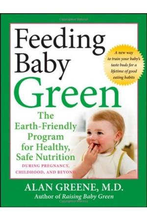 Feeding Baby Green