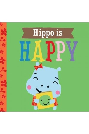 Hippo is Happy