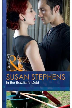 In the Brazilian's Debt (Mills & Boon)