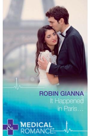 It happened in Paris (Mills & Boon)