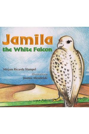 Jamila the White Falcon