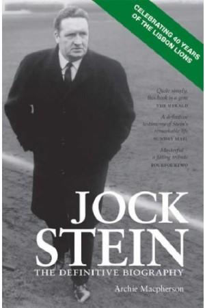 Jock Stein: the Definitive Biography