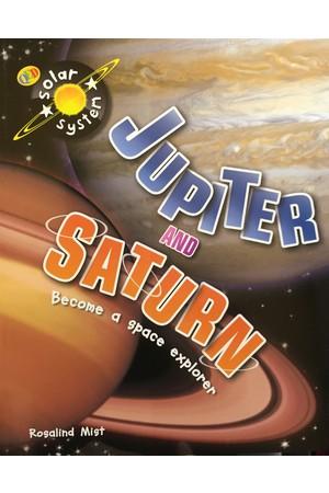 Solar System: Jupiter And Saturn