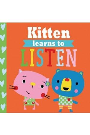 Kitten Learns to Listen