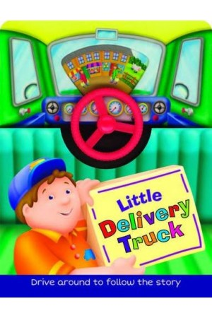 Little Drivers: Delivery Truck