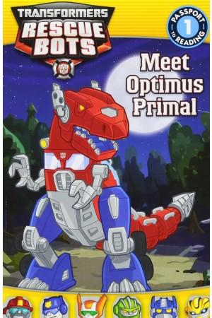 Transformers:  Rescue Bots:  Meet Optimus Primal