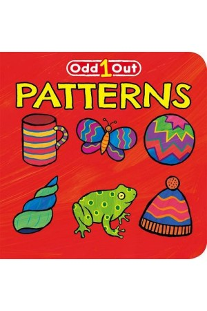 Odd 1 out: Patterns