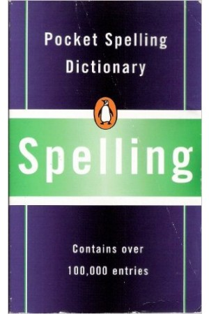 The Penguin Spelling Dictionary
