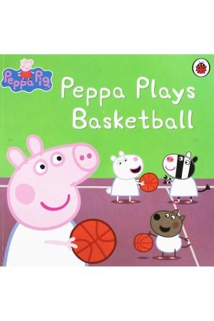Peppa Plays Basketball