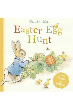 Peter Rabbit Easter Egg Hunt