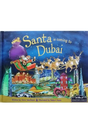 Santa is Coming to Dubai