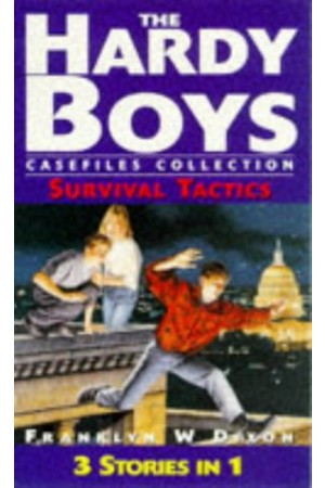 The Hardy Boys Casefiles Collection: Survival Tactics