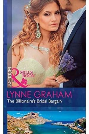 The Billionaire's Bridal Bargain (Mills & Boon)