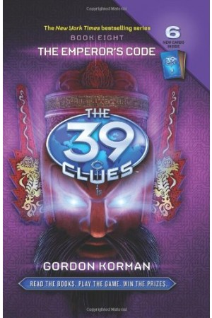 The 39 Clues 8: The Emperor's Code
