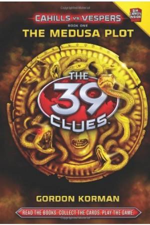 The Medusa Plot: Book 1 (The 39 Clues Cahills vs Vespers)