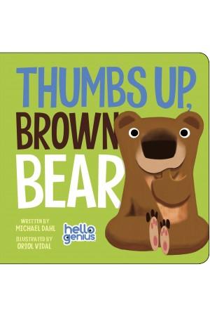 Thumbs Up, Brown Bear