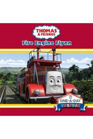 Tuesday: Fire Engine Flynn