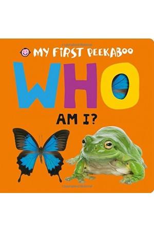 Who am I? (My First Peekaboo)