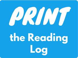 Print the Reading Log